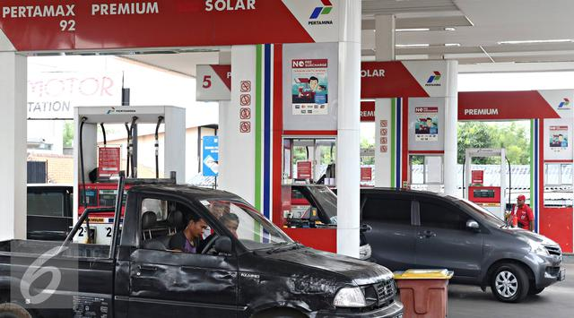 Pertamina Targetkan Tak Ada Lagi Harga BBM Rp 60 Ribu di2017