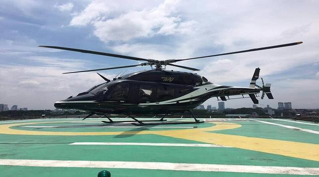 Siapa Minat Mudik Lebaran Pakai Helikopter, CekTarifnya
